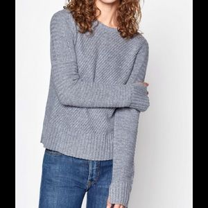 Equipment Abril cashmere wool blend sweater